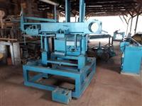 Conjunto de máquinas de serraria