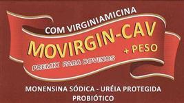 MOVIRGIN-CAV 05 KG (FRETE GRÁTIS PARA TODO O BRASIL) ), MENOR PREÇO!!!