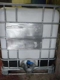 Containers 1000 litros IBC