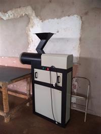Máquina de Descascar e desidratador de Castanha