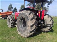 Trator Massey Ferguson 292 Advanced 4x4 ano 09