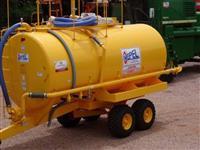 Carreta Tanque para Combate a Incêndio Mepel 12500