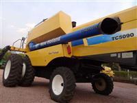 Colheitadeira New Holland TC 5090