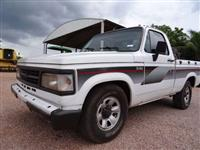 Camionete Chevrolet D 20 Custon S De Luxe Ano 1993