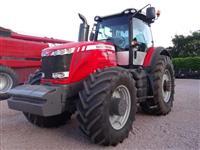 Trator Massey Ferguson 8690 4x4 ano 12