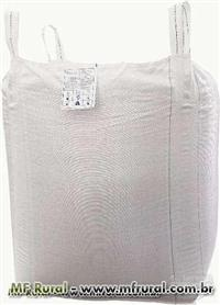 Big Bag 90 x 90 x 1,20 válvula/fundo fechado