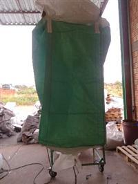 Big Bag 90 x 90 x 2,00 v/v tecido 220 gramas
