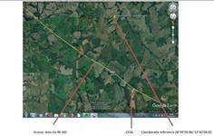 Fazenda c/ 128,62 hectares em Cruz Alta/RS (parte ideal)