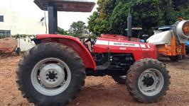 Trator Massey Ferguson 283 Advanced 4x4 ano 08