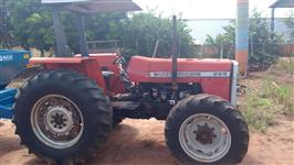 Trator Massey Ferguson 265 4x4 ano 99