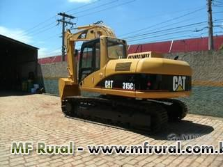 Escavadeira Cat 315CL