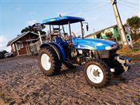 Trator New Holland TT 3880 4x4 ano 12