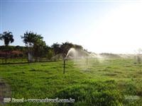 Conjunto de Irrigação para Pastagens