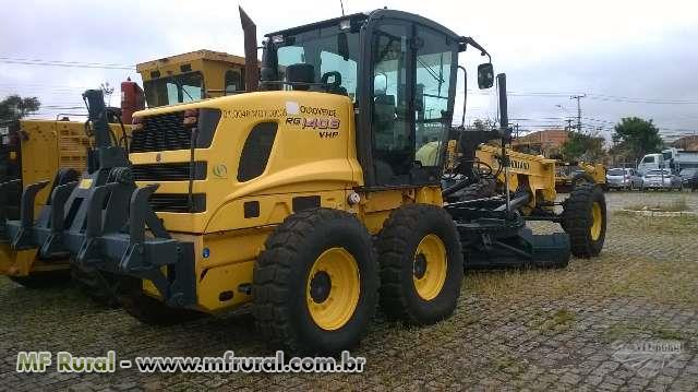 MOTONIVELADORA New Holland - RG140.B
