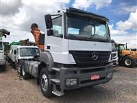 Caminhão Mercedes Benz (MB) 3344 Cavalo ano 11