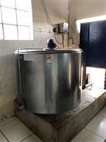 Tanque resfriador Leite - 1000L - Etscheid - monofásico