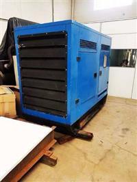 Grupo Gerador de energia Stemac 105 kva em otimo estado