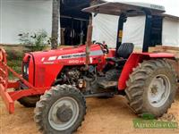 Trator Massey Ferguson 250 XE Advanced 4x4 ano 13