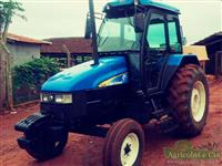 Trator New Holland TL 60 E 4x2 ano 06