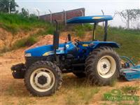 Trator New Holland TT 3840 4x4 ano 13