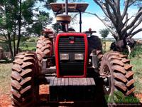 Trator Massey Ferguson 292 Advanced 4x4 ano 06