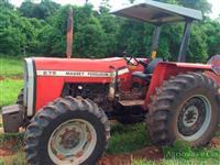 Trator Massey Ferguson 275 4x4 ano 98