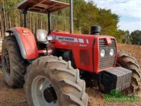 Trator Massey Ferguson 291 Advanced 4x4 ano 08