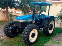 Trator New Holland TT 4030 4x4 ano 17