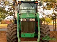 Trator John Deere 7715 4x4 ano 10