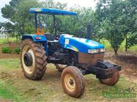 Trator New Holland TT 4030 4x2 ano 11