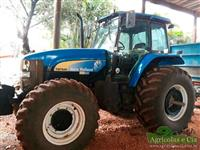 Trator New Holland TM 7030 4x4 ano 13