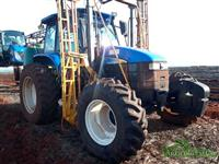 Trator New Holland TS 6020 4x4 ano 14