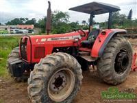 Trator Massey Ferguson 290 4x4 ano 07