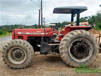 Trator Massey Ferguson 292 Advanced 4x4 ano 06