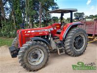 Trator Massey Ferguson 292 Advanced 4x4 ano 08