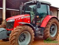 Trator Outros Massey Ferguson 4x4 ano 15