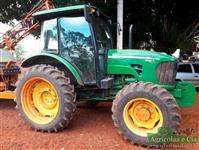 Trator John Deere 5090 4x4 ano 17