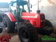 Trator Massey Ferguson 680 4x4 ano 09
