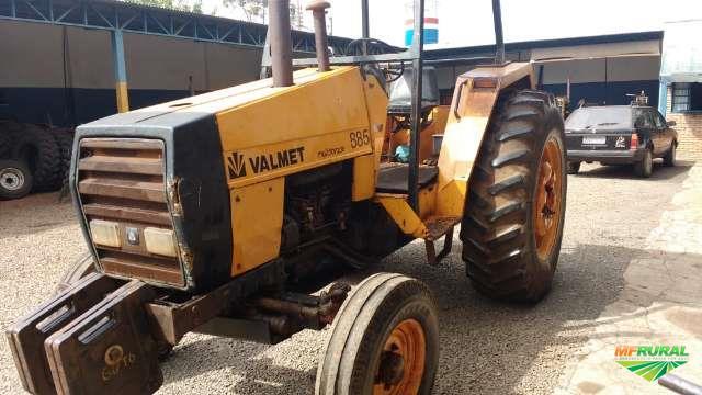 Trator Valtra/Valmet 885 4x2 ano 95