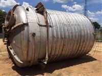 Reator inox 20 mil Lts