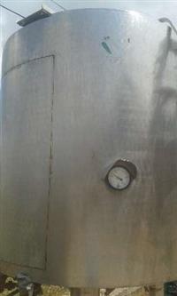 Misturador Em Aço Inox 304 Sanitário Com Cap 1300lts