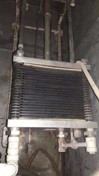 Filtro Prensa em aço inox 304