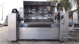 Misturador de Pás em aço inox sanitario 304