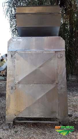 Misturador Ribom Blader aço inox 304 sanitário