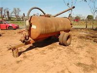 Distribuidor de esterco líquido marca Lely 3000 litros