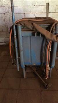 Pulverizador Hatsuta 400 litros