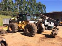 Trator Florestal Skidder CAT 545 2006