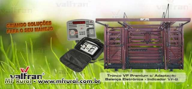 Tronco brete VF-Premium (parte do meio) fixo VALFRAN