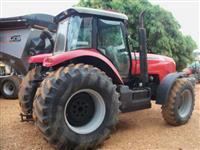 Trator Massey Ferguson 6360 4x4 ano 07