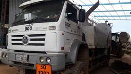 Caminhão volks 15180 - 4x4 - Comboio